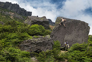 climbing photographのイメージ